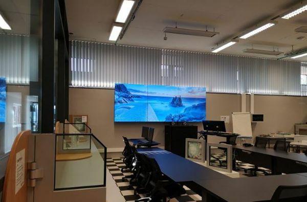 Nos stores californiens M1 chez Fichet Technologie