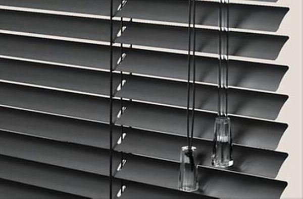 Accessoires Vénitiens Aluminium 25 mm