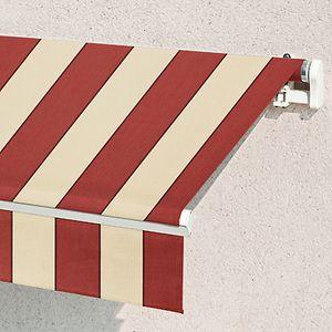 Store Banne Monobloc  Toiles Rayures Fantaisies