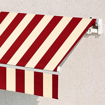 Store Banne Monobloc  Toiles Rayures Classiques